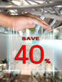 save 40 percent - PhotoDune Item for Sale