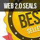 Premium Web 2.0 Seals - GraphicRiver Item for Sale