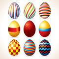 Easter Eggs Set. Clip Art - PhotoDune Item for Sale