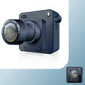 Abstract Camera Icon - PhotoDune Item for Sale