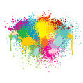 Abstract Colorful Splashes. - PhotoDune Item for Sale