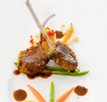 Lamb steak with black pepper sauce - PhotoDune Item for Sale