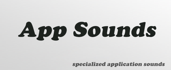 AppSound