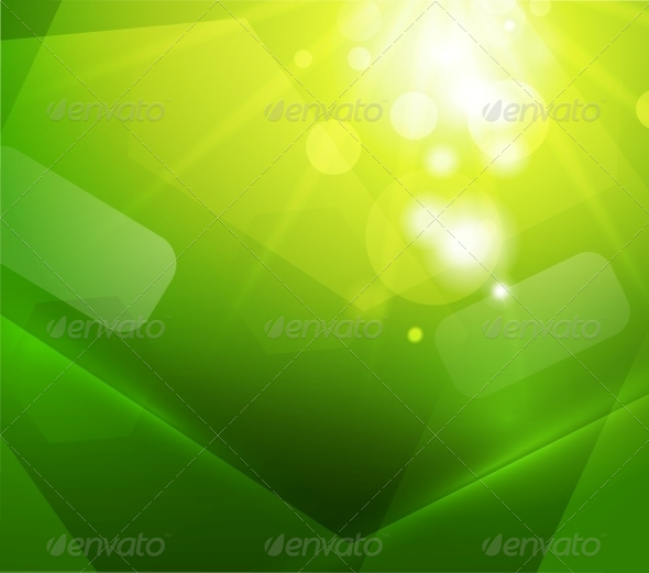 GraphicRiver Vector Abstract Geometric Background 4097335