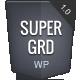 SUPER GRID | Retina Ready Portfolio & Blog