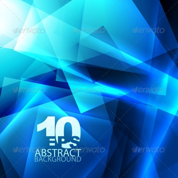 GraphicRiver Vector Abstract Geometric Background 4097524