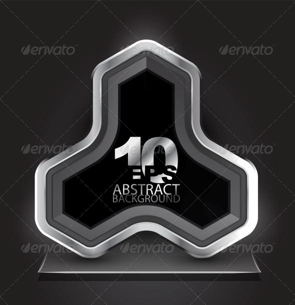 GraphicRiver Abstract Futuristic Design 4097531
