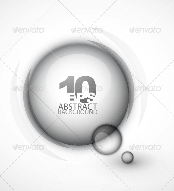 GraphicRiver Speech Bubble 4097868