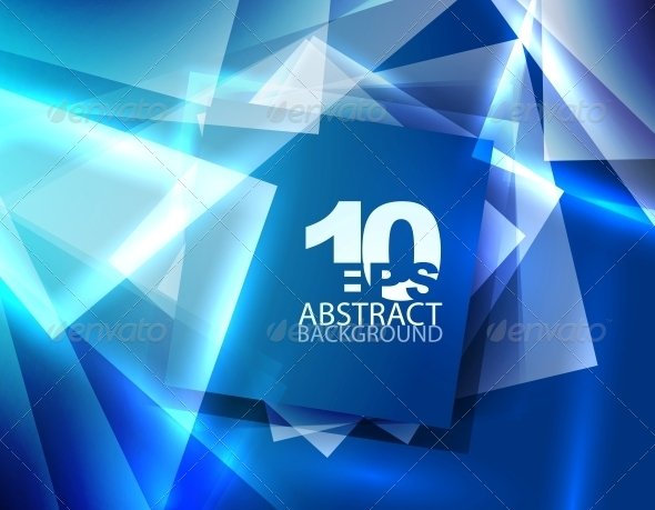 GraphicRiver Abstract Geometric Background 4097879