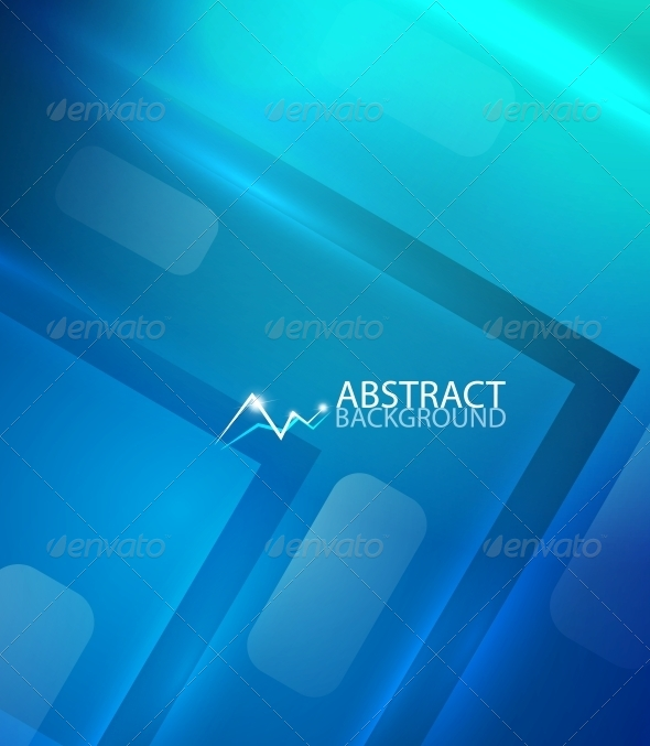 GraphicRiver Vector Abstract Geometric Background 4098103