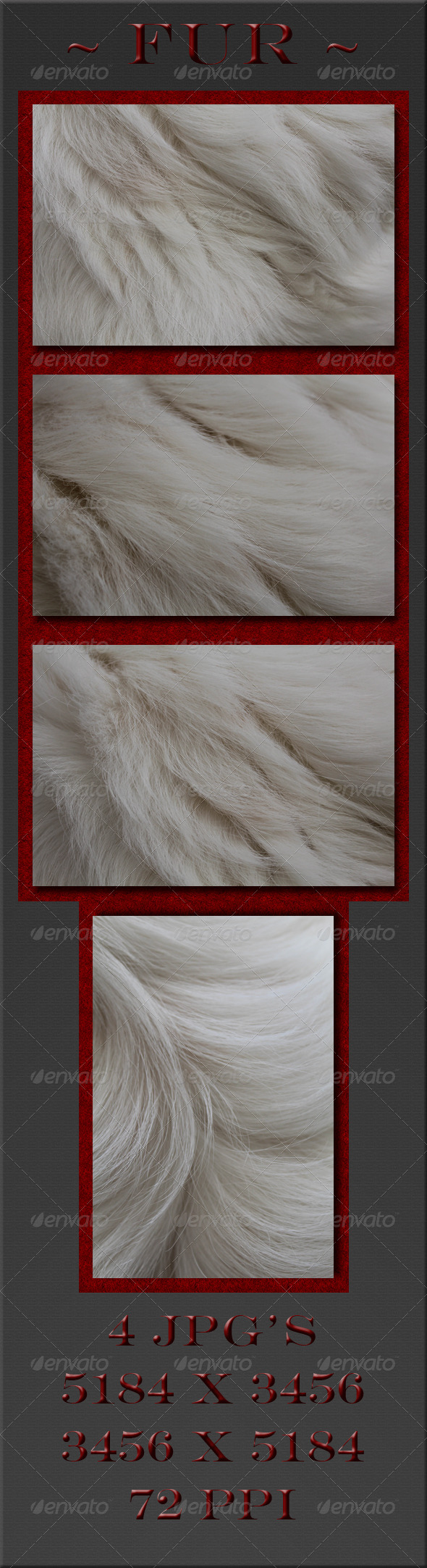 GraphicRiver Fur 4098584