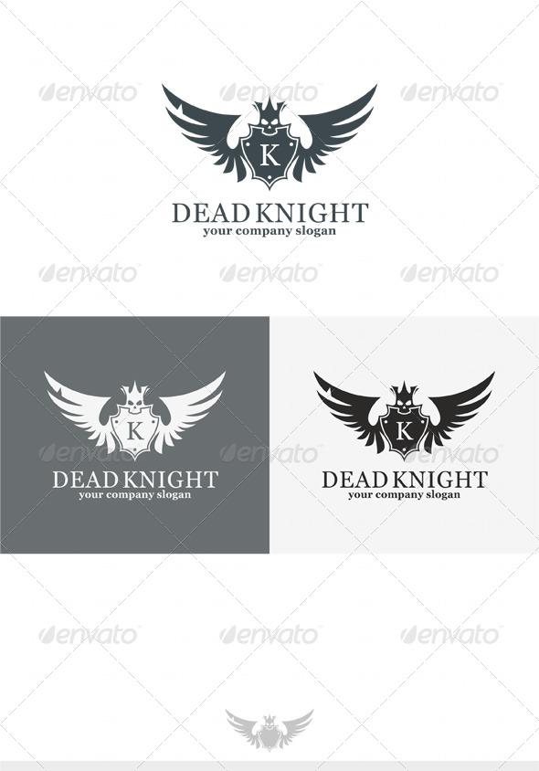 GraphicRiver Dead Knight Logo 4099705