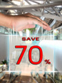 save 70 percent - PhotoDune Item for Sale