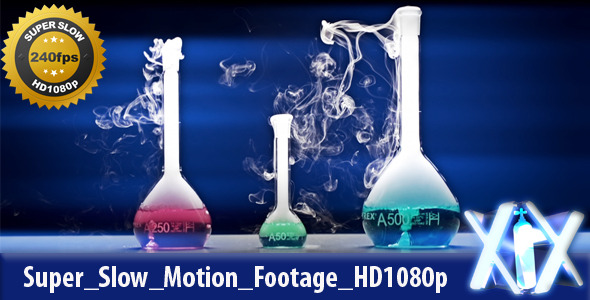 Laboratory Glassware 240fps