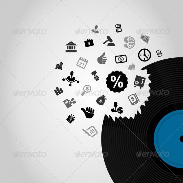 PhotoDune Business Vinyl 4102230