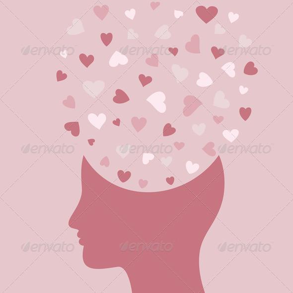 PhotoDune Love head 4102231