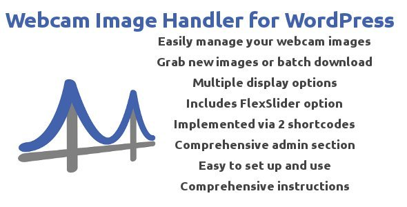 Webcam Image Handler for WordPress - CodeCanyon Item for Sale