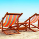 Two Beach Chairs - PhotoDune Item for Sale