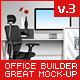 Office Builder 3 - Great Mockup Pack - GraphicRiver Item for Sale