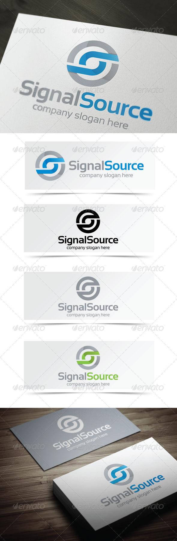 GraphicRiver Signal Source 4105965