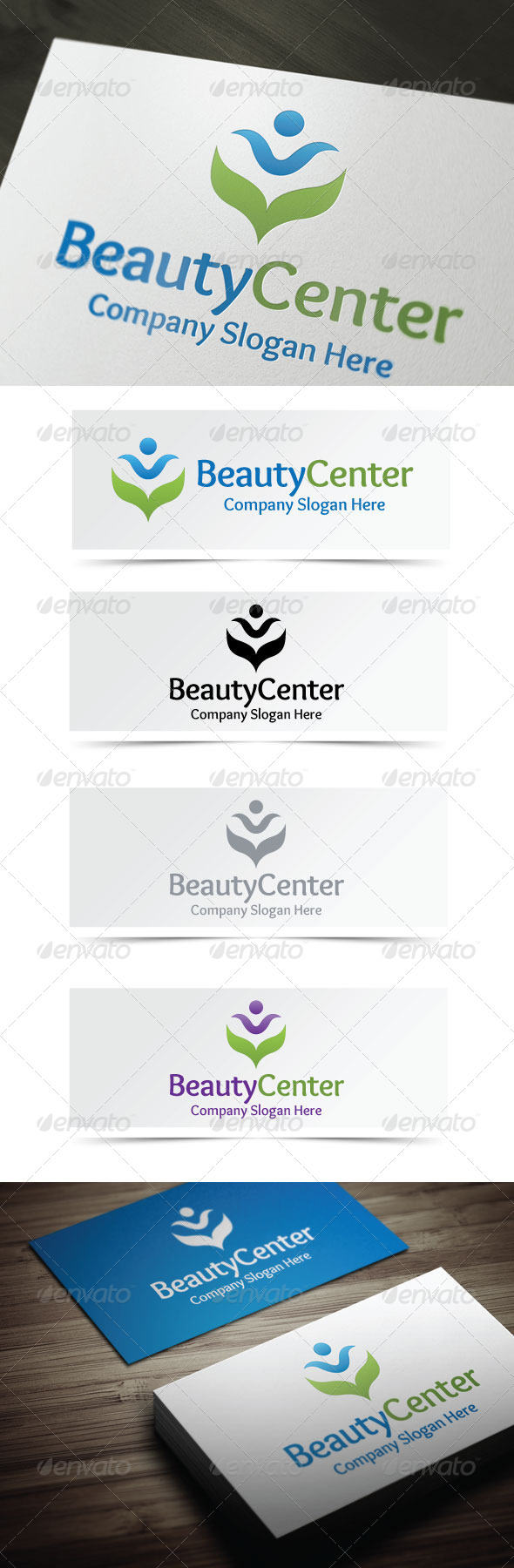 GraphicRiver Beauty Center 4105969