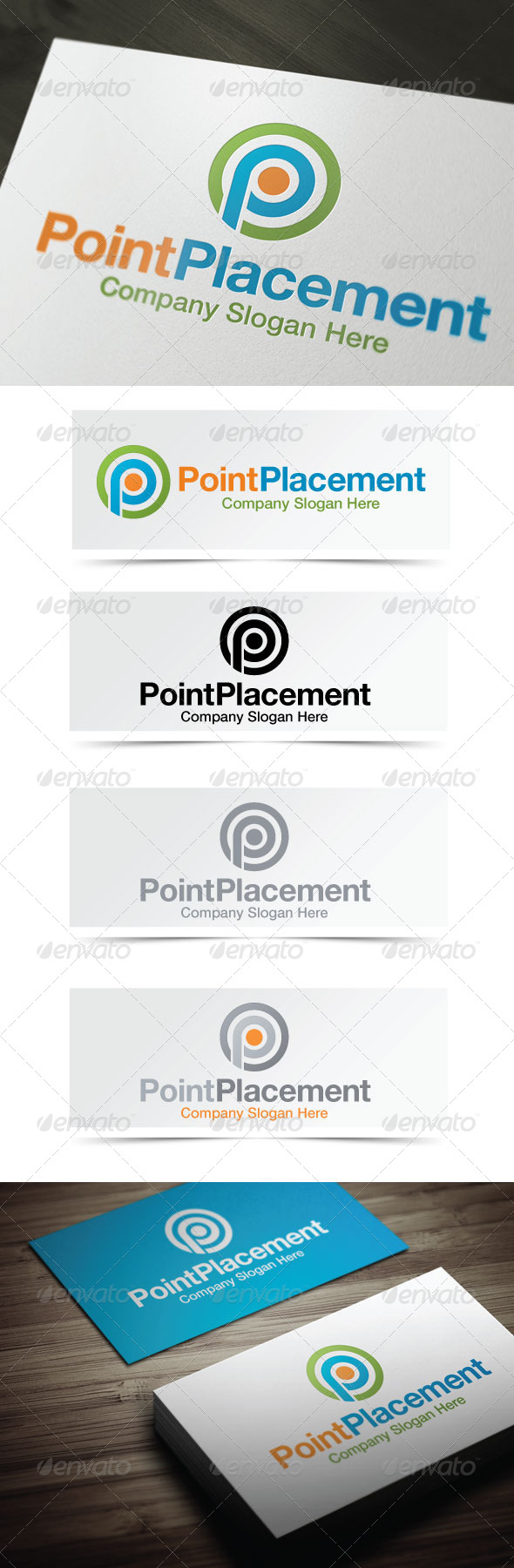 GraphicRiver Point Placement 4106028