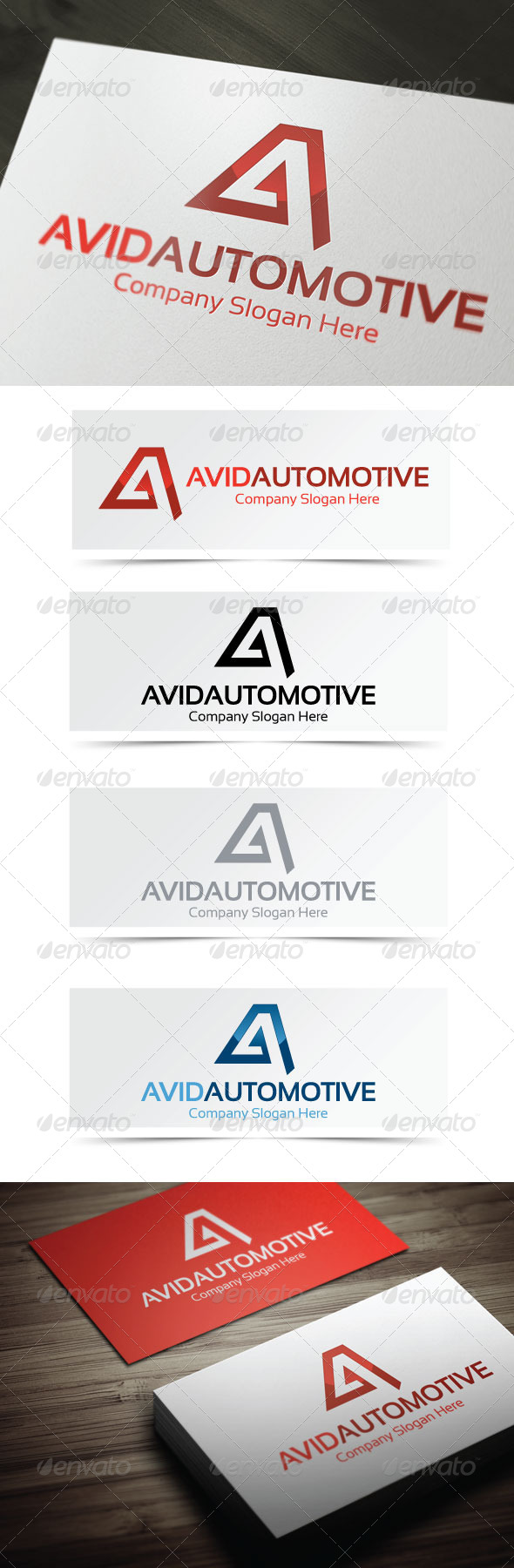 GraphicRiver Avid Automotive 4106062