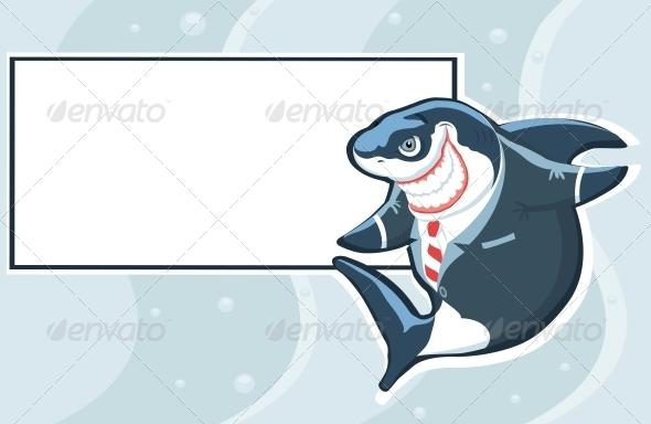 GraphicRiver Shark 4107737