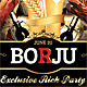 Borju Party Poster - GraphicRiver Item for Sale