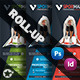 Sports Roll-Up Templates - GraphicRiver Item for Sale
