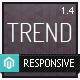 Trend – Responsive Magento Theme  Free Download