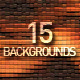 15 Different Abstract Backgrounds - GraphicRiver Item for Sale