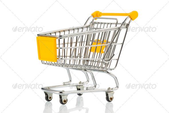 PhotoDune shopping cart 4112079