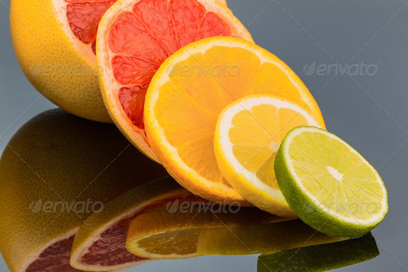 PhotoDune orange slices 4112078