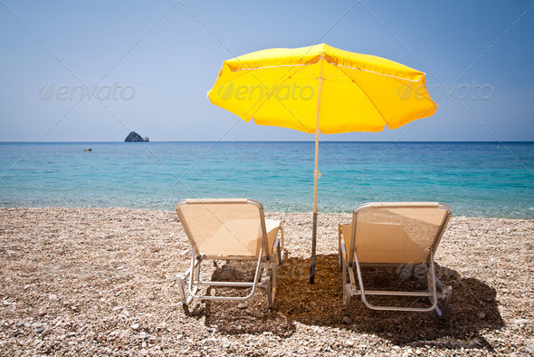 PhotoDune Holiday on beach 4112140