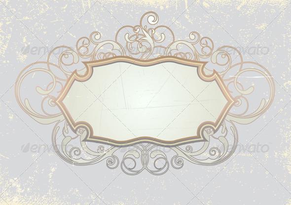 GraphicRiver Retro Frame 4112181