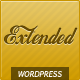 Extended - Responsive Premium WordPress Theme - ThemeForest Item for Sale