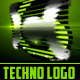 Techno Logo Intro - VideoHive Item for Sale