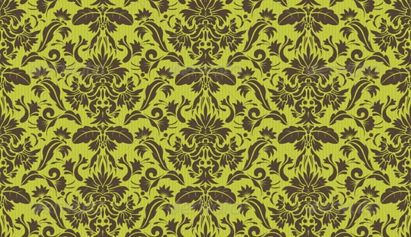 GraphicRiver Decorative Wallpaper 4112573