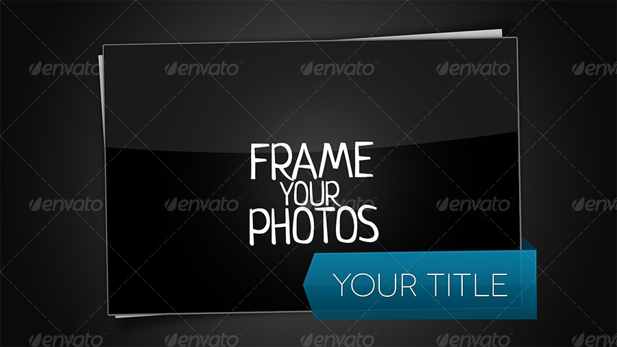 Frame Your Photos
