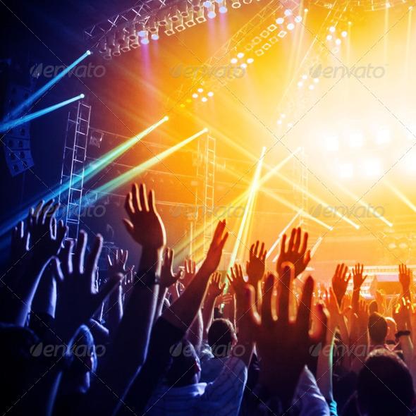 PhotoDune Rock concert 4112950
