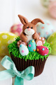 Easter bunny cupcake - PhotoDune Item for Sale