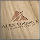 Alex Finance Logo Template - GraphicRiver Item for Sale