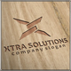 Xtra Solutions Logo Template - GraphicRiver Item for Sale