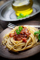 Pasta with tomato and olives - PhotoDune Item for Sale