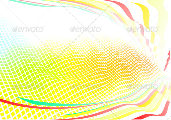 GraphicRiver Abstract Background 4116462