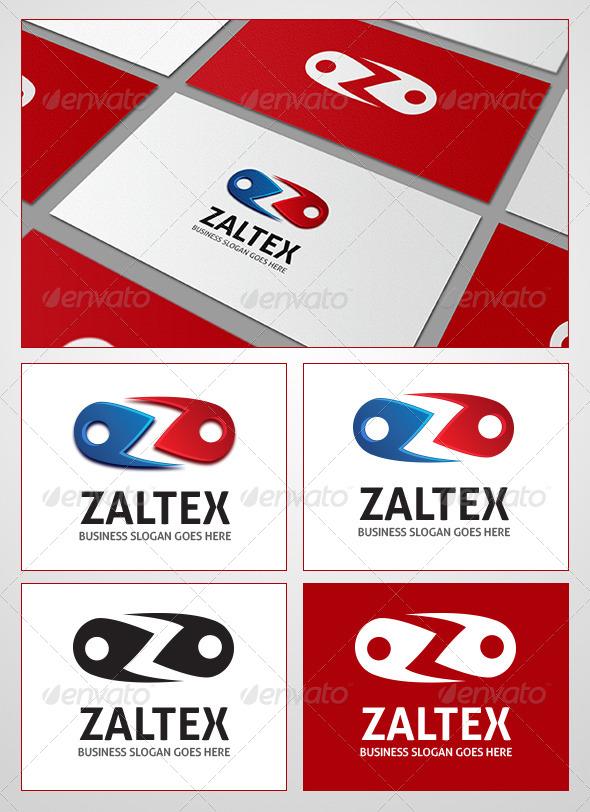 GraphicRiver Zaltex Logo Template 4116476