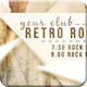 Sepia Rock Flyer - GraphicRiver Item for Sale