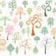 Curly Trees - GraphicRiver Item for Sale