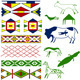Download Vector Ancient American Pattern